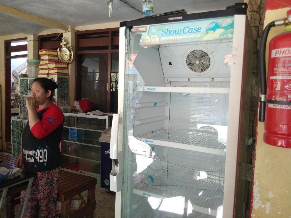 Ngamuk, Tukang Palak Peneror Warung Kopi Makassar Diburu Polisi