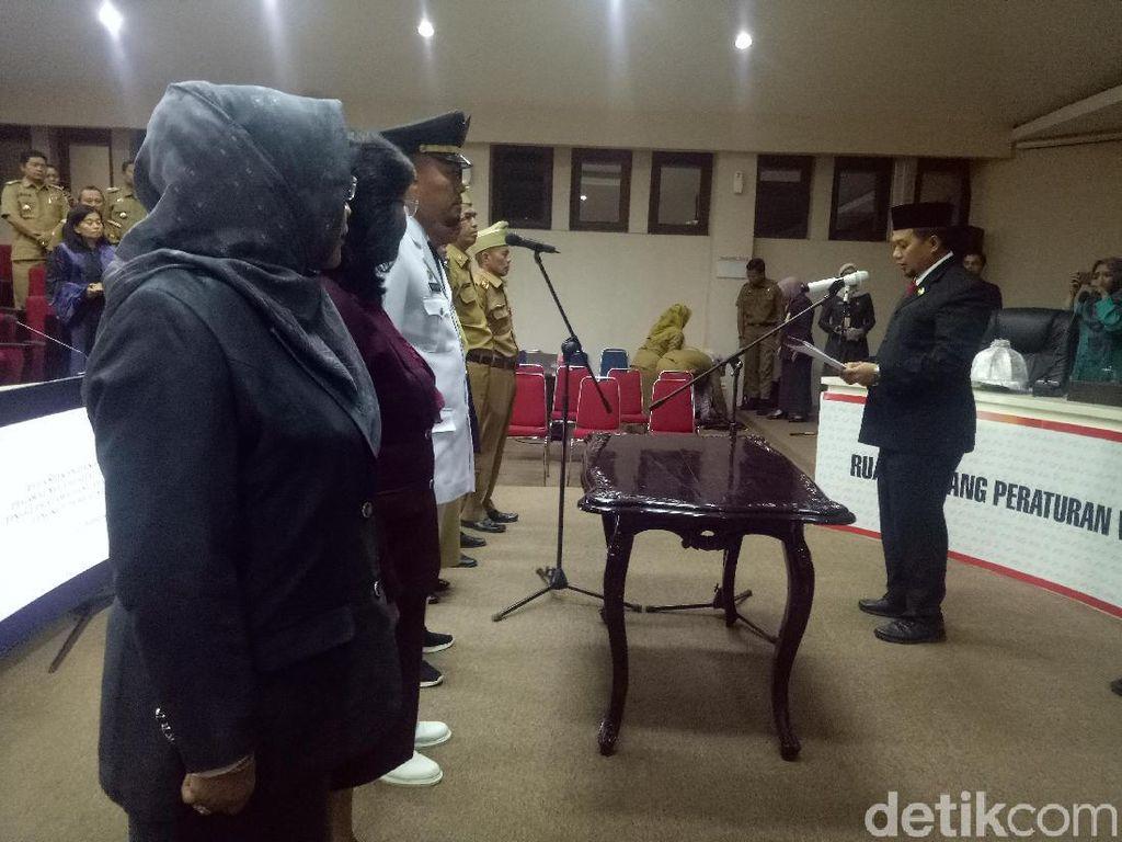 Ngaku Salah, Pj Walkot Makassar Kembalikan Kursi Kadis Dukcapil ke Puspa