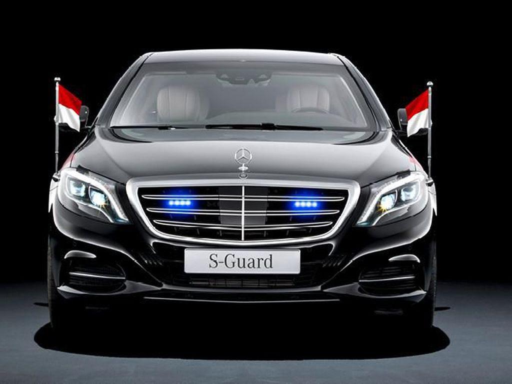 Konsumen Umum Boleh Beli Mobil Mercy Spek Presiden?