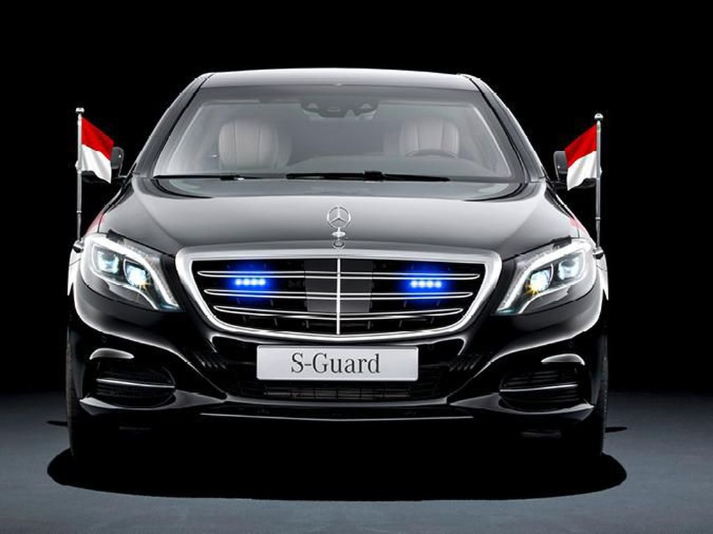 Mobil Dinas Baru Jokowi Ada 2 Unit, Cukup?