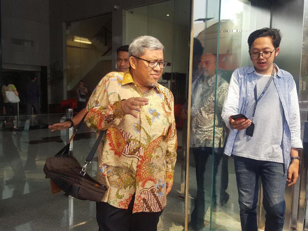 Jadi Saksi Kasus Meikarta, Aher Ngaku Ditanya KPK soal Fungsi BKPRD