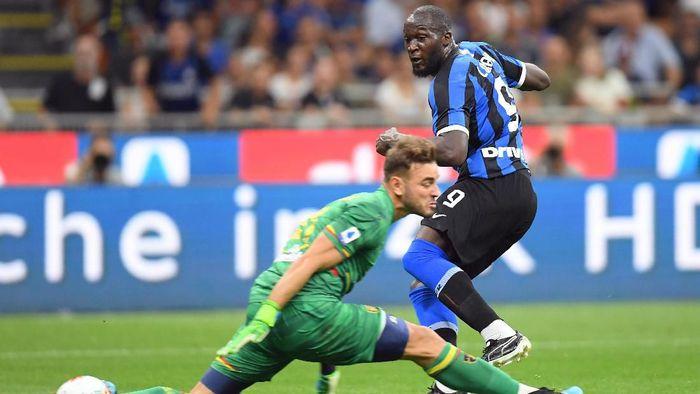 Inter Milan menang 4-0 di pekan pertama Liga Italia (Foto: Daniele Mascolo/Reuters)