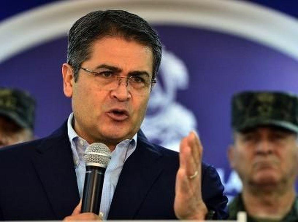 Presiden Honduras dan Istrinya Positif Covid-19