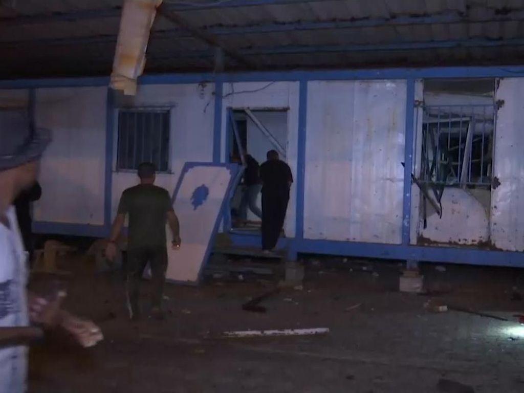 2 Polisi Tewas dalam Ledakan Pos Pemeriksaan di Jalur Gaza