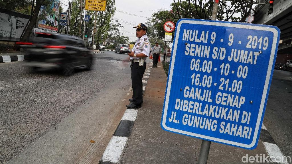 Mampukah Perluasan Ganjil Genap Atasi Macet di Jakarta?