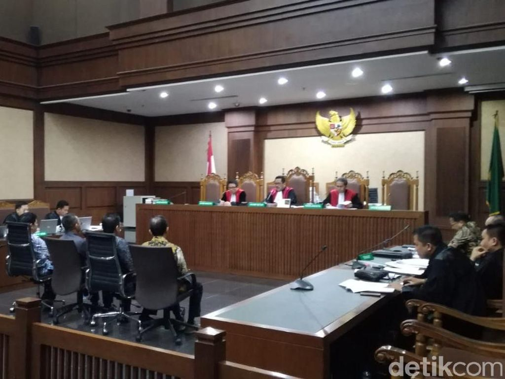 Petinggi PT HTK Ungkap Memo Internal Pencairan Fee untuk Bowo Sidik
