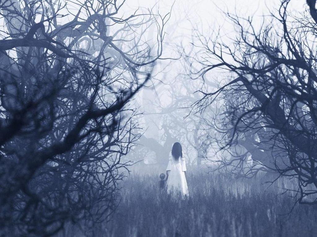 Masih Soal Viral KKN di Desa Penari, Bisakah Manusia Melihat Hantu?