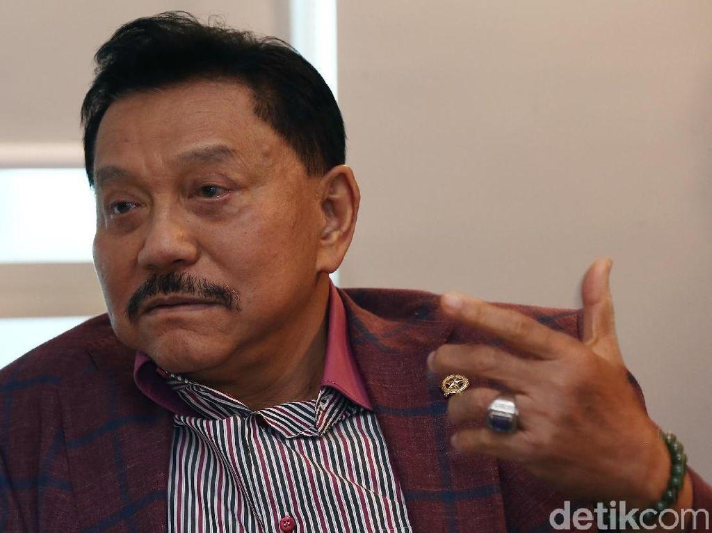 Hendropriyono: Mahfud Md Sudah Benar soal Kinerja KPK Era Firli