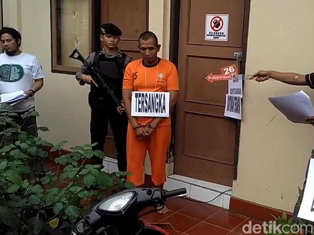Pria Istri 2 Cekik Mati Pacar di Tasikmalaya Terancam Hukuman Mati