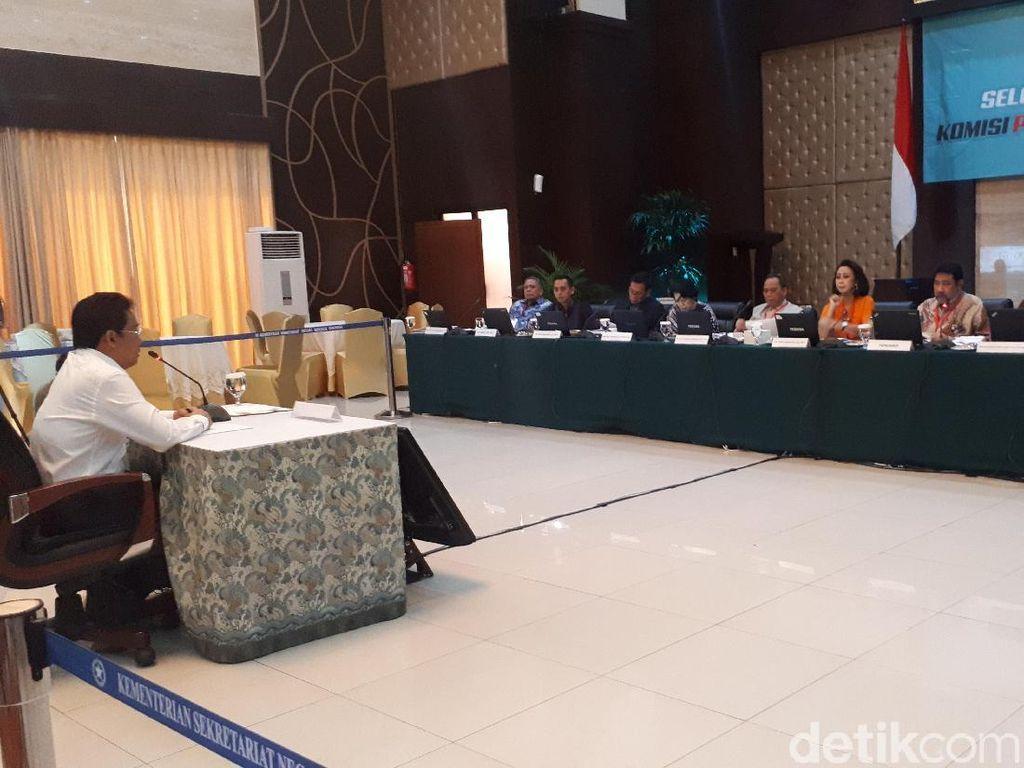Jawaban Capim KPK Unsur Jaksa Ditanya soal OTT Jaksa Pengawal TP4D