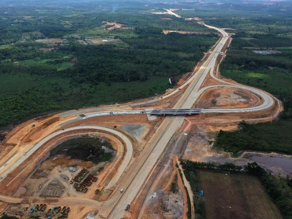 BPJT Sebut Tol yang Beroperasi di RI Sampai Akhir Tahun 2.186 Km