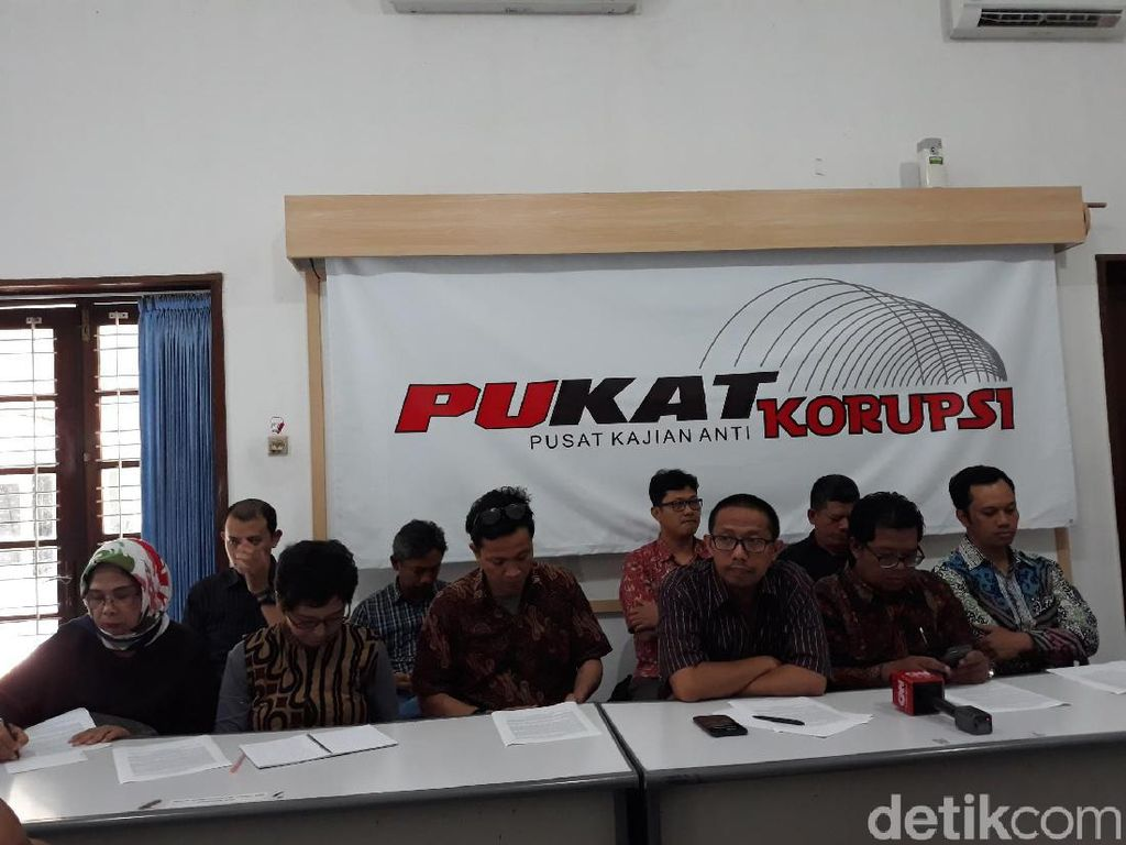 Pegiat Antikorupsi di Yogya Desak Jokowi Evaluasi Pansel Capim KPK