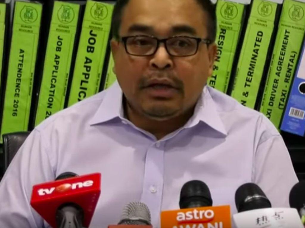Didemo Driver Gojek, Begini Komentar Bos Taksi Malaysia