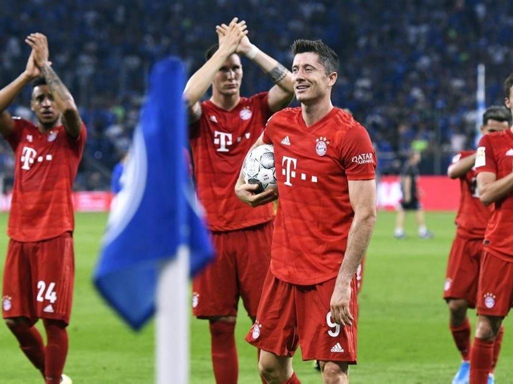 Lewandowski pada Dortmund: Gelar Juara tentang Kualitas Bukan Kuantitas