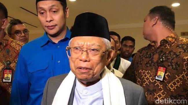 Berita Ma'ruf Amin Melayat ke Kediaman BJ Habibie Senin 17 Februari 2020
