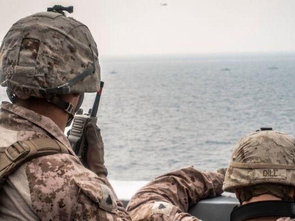 Iran Peringatkan Australia karena Kirim Kapal Perang ke Selat Hormuz
