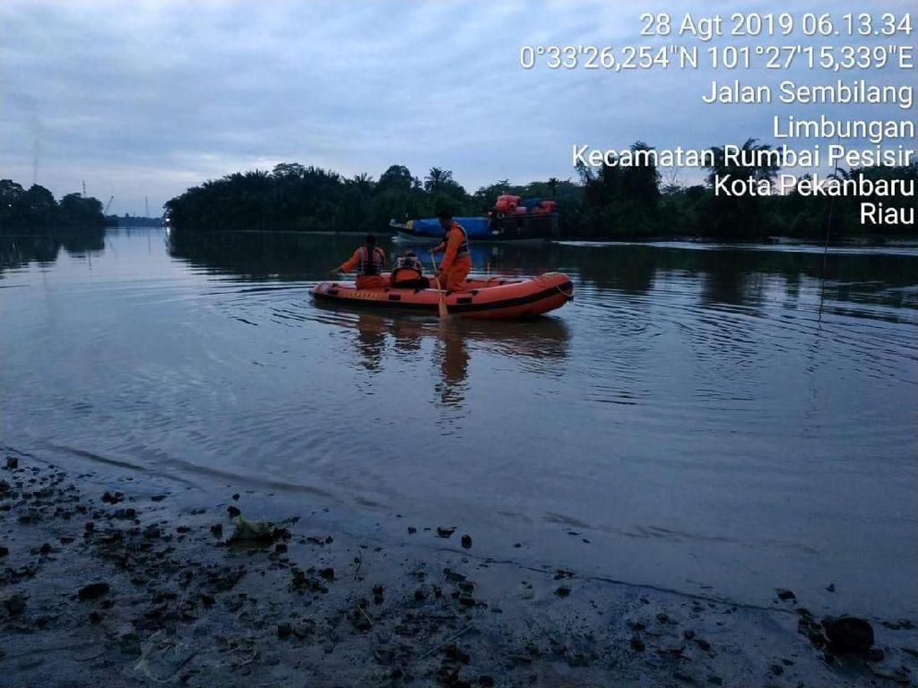 Bocah SD yang Tenggelam di Sungai Siak Ditemukan Tewas
