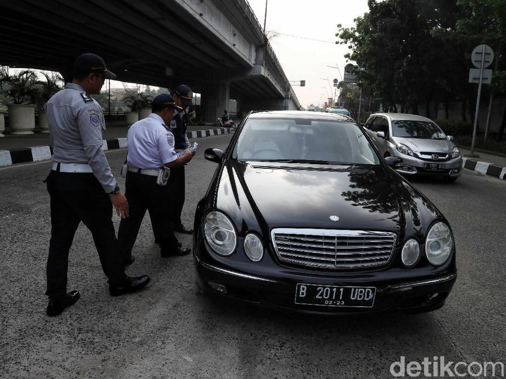 Dishub DKI: Uji Coba Ganjil Genap 3 Minggu Kemarin, Kendaraan Turun 25%