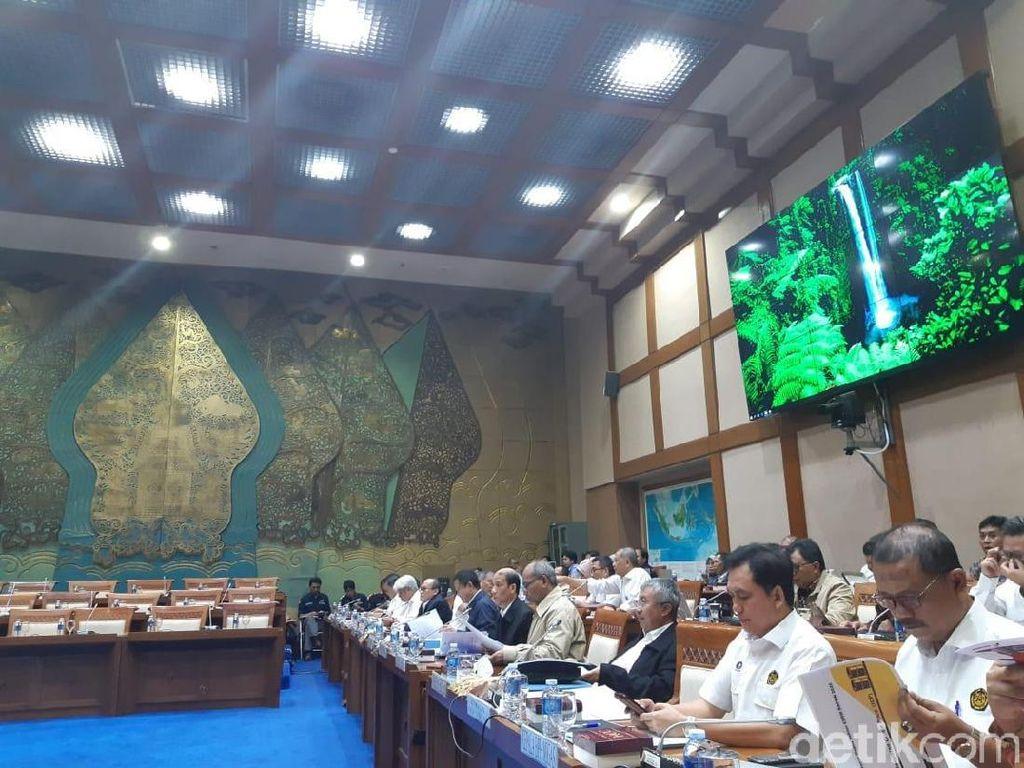 Jonan Dipanggil DPR, Bahas Anggaran ESDM hingga Asumsi Makro