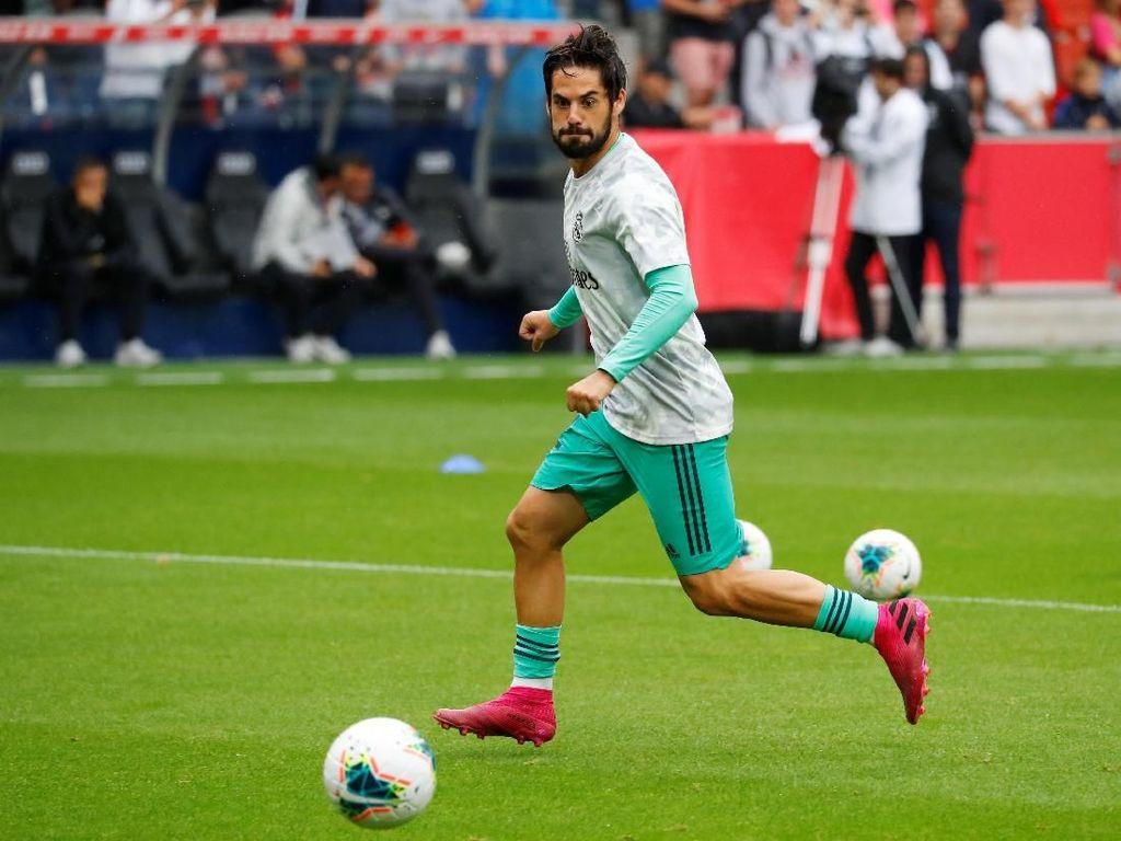 Isco Perpanjang Daftar Cedera Madrid