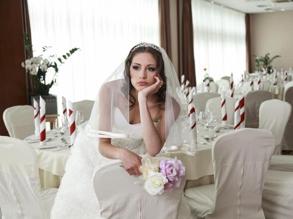 Karena Gengsi Keluarga, Wanita Ini Ngutang Pernikahan Rp 754 Juta