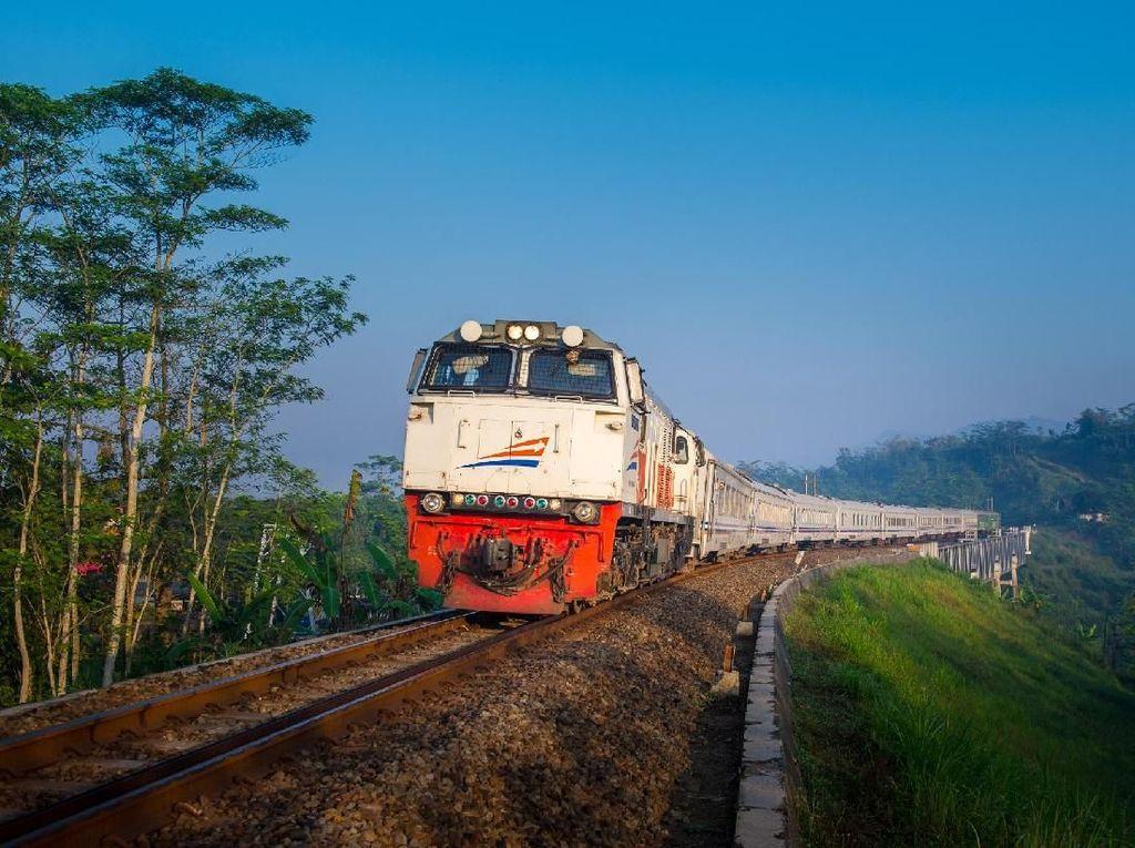 Pandemi Corona, 71 Ribu Tiket Kereta Api Dibatalkan Sejak 1 Maret 2020