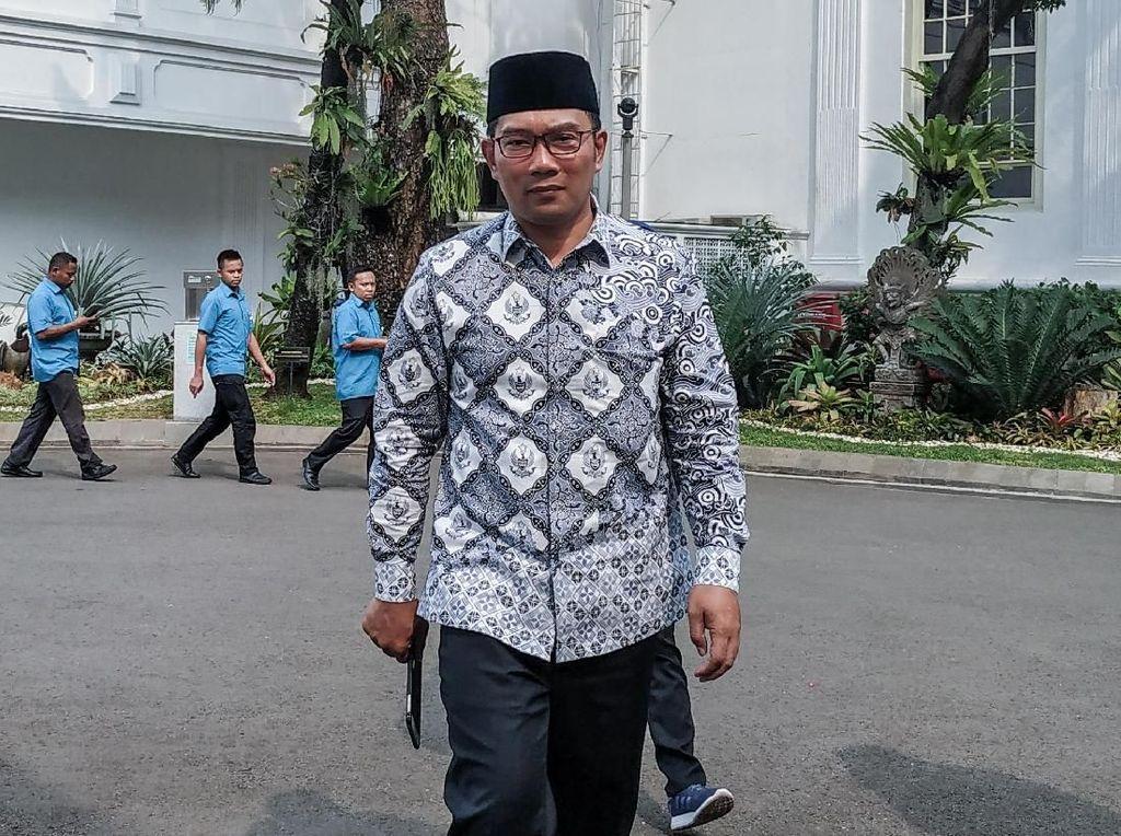 Iwa Karniwa Ditahan KPK, Ridwan Kamil: Saya Cari Sekda Baru