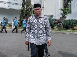 1 Tahun Ridwan Kamil-Uu, Kontroversi Pembentukan TAP hingga Ibu Kota Jabar