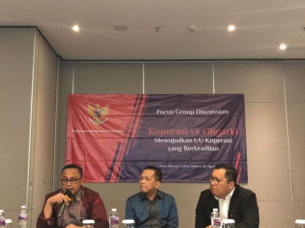 RUU Perkoperasian Harus Jadi Acuan Sistem Perekonomian Nasional