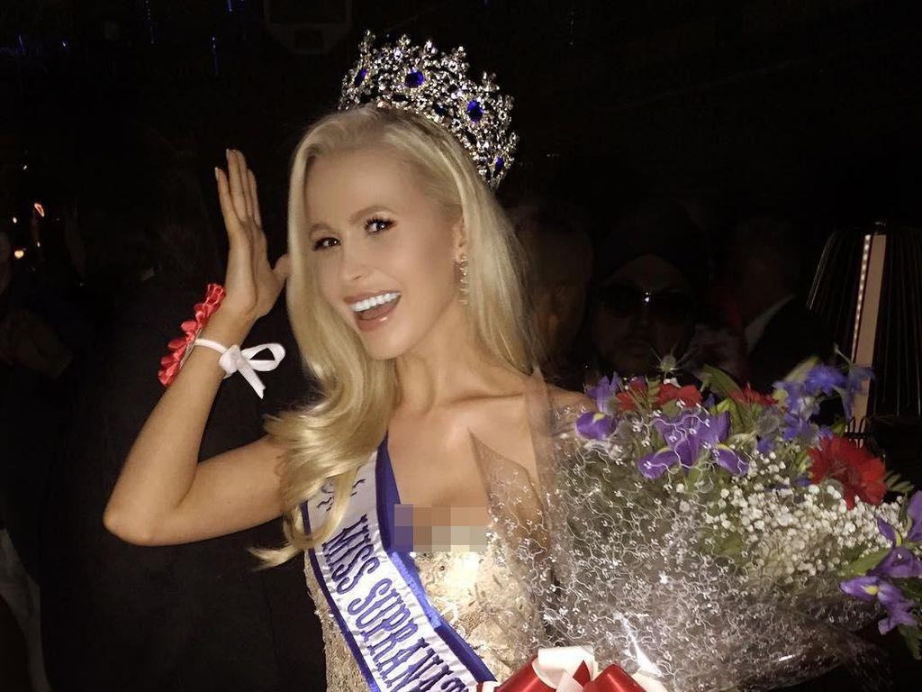 Pesona Ratu Kecantikan yang Kini Jadi Mak Comblang Orang Kaya