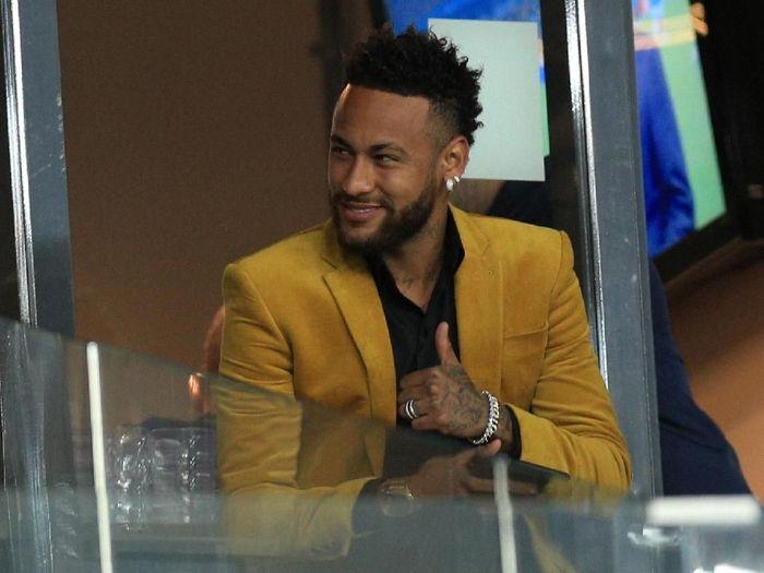 Neymar akan main di serial televisi Spanyol. Foto: Buda Mendes / Getty Images