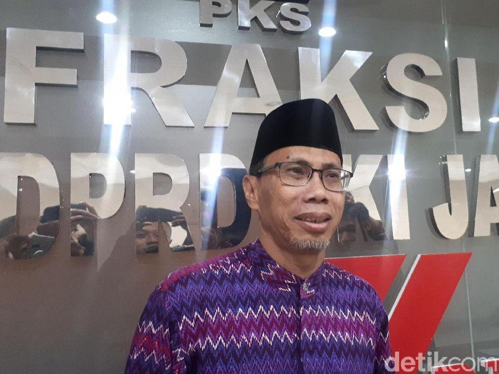 PKS Setuju Revitalisasi JPO Sudirman Bertema Kapal Pinisi