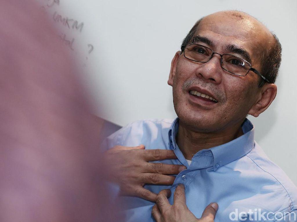 Faisal Basri Singgung Luhut, Ical, dan Erick soal UU Minerba