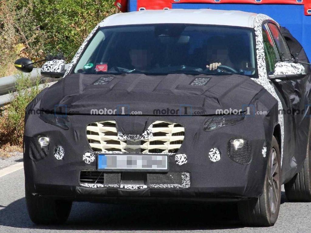 Hyundai Siapkan SUV Tucson Terbaru, Begini Bocorannya