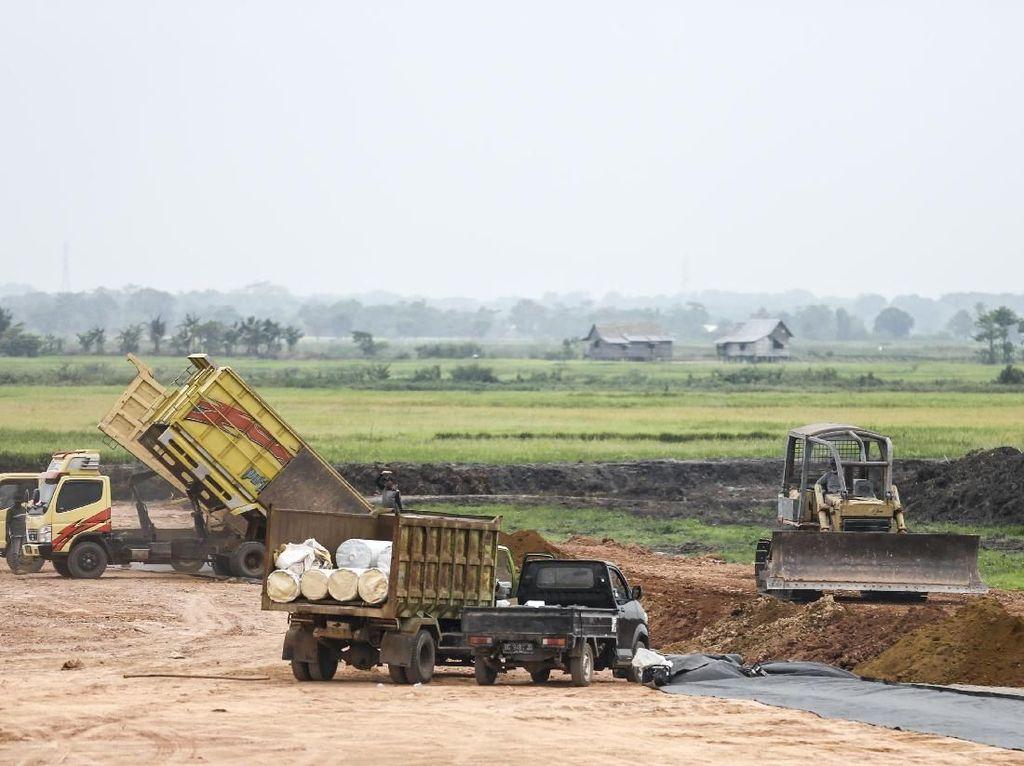 LMAN Siapkan Rp 13 T Bebaskan Tanah di 49 Proyek Tol
