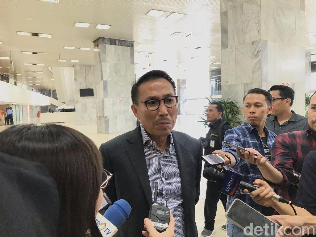 Ketua Komisi III soal Yasonna: Kami Separtai, Saya Salah Ngomong Bisa Di-bully