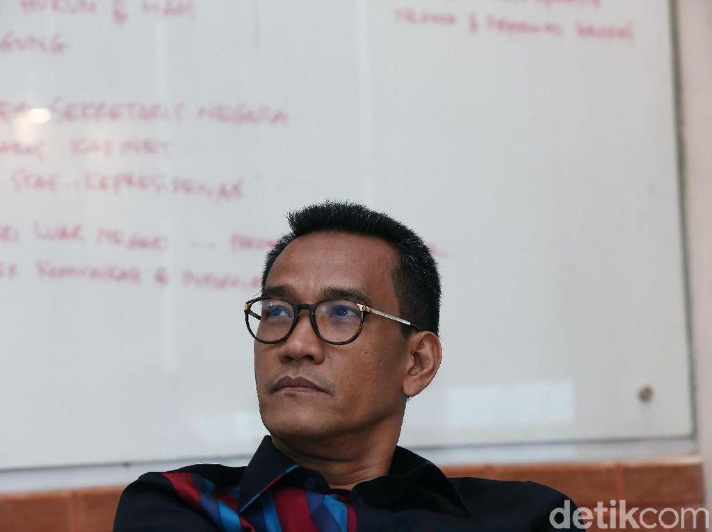 Refly Harun Pastikan Tak Pancing Gus Nur