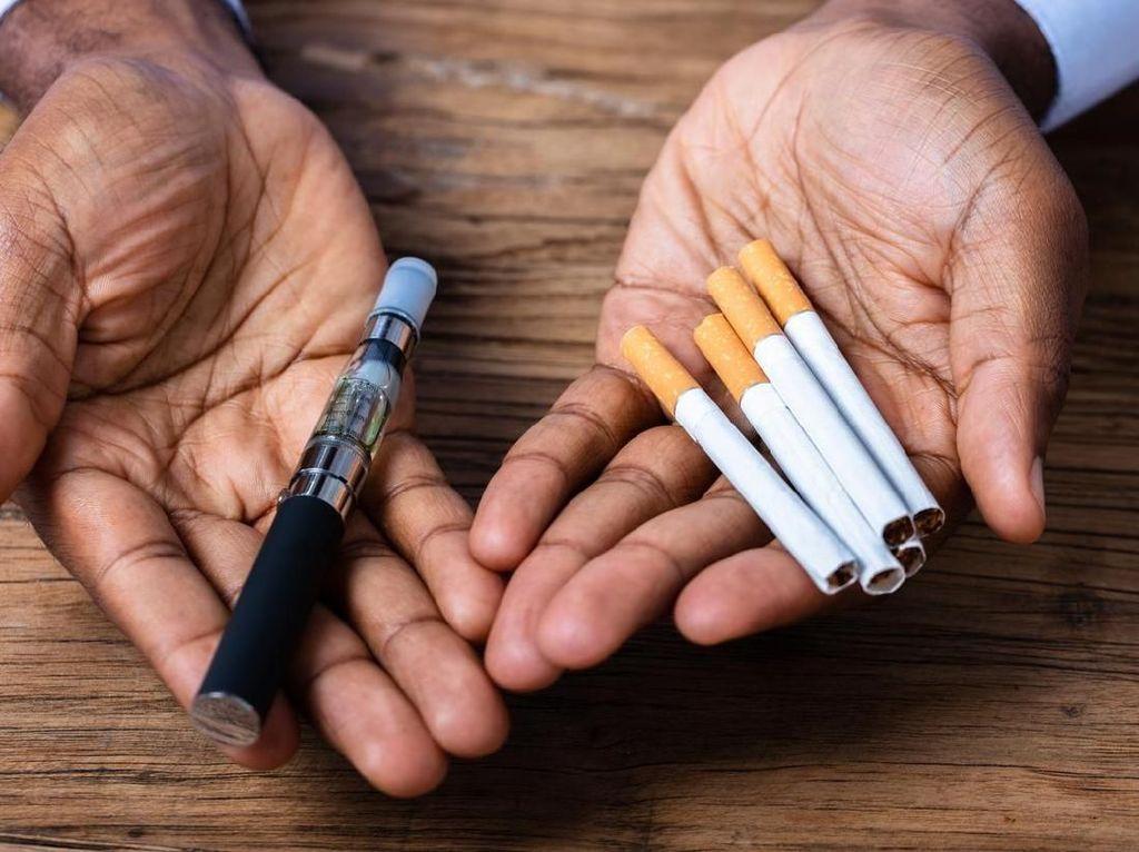 Vape: Alternatif Berhenti Merokok Vs Risiko Kerusakan Paru