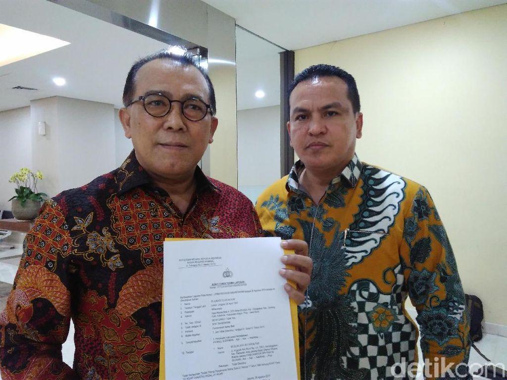 Ketua DPP Laporkan Balik Bakumham Golkar soal Surat Palsu