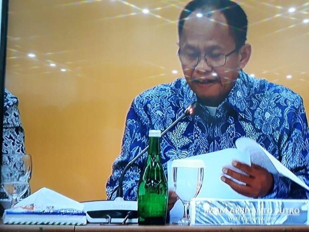 Bank Mandiri Rombak Komisaris, Askolani Out
