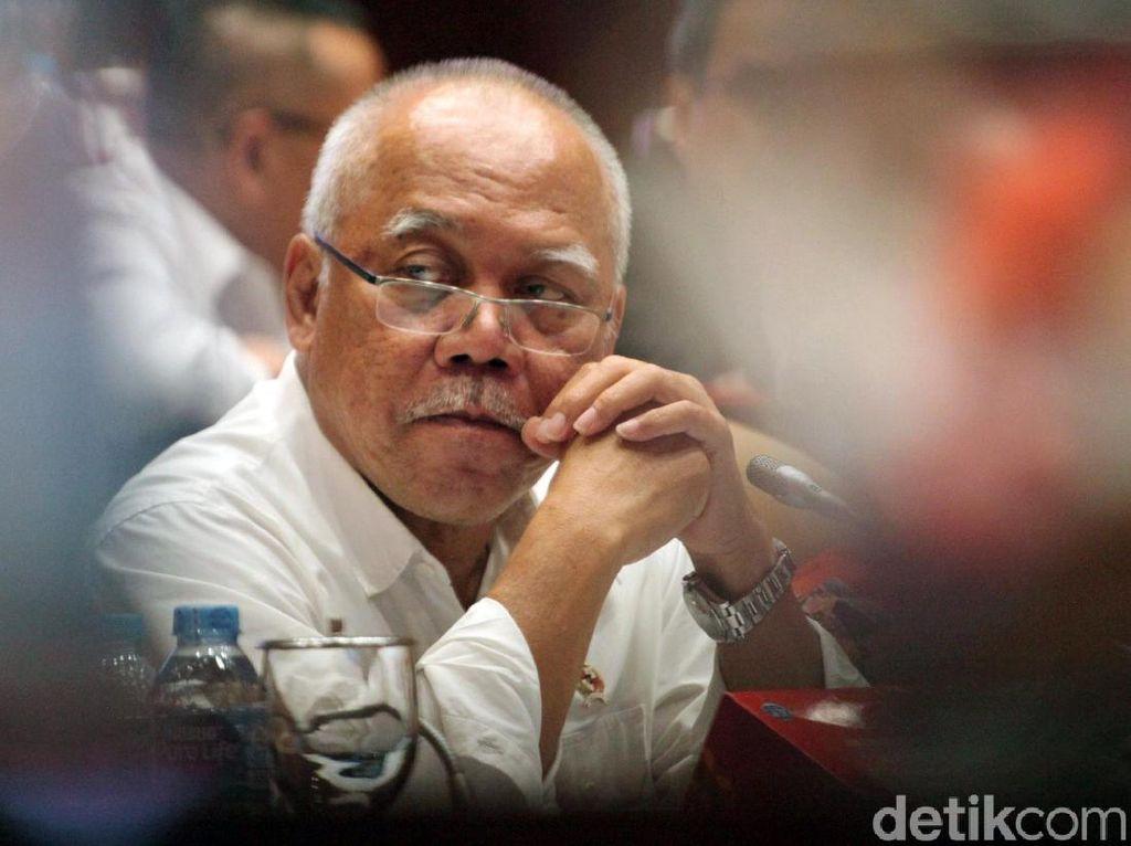 Menteri PUPR Rapat Bareng DPR Bahas Anggaran 2020