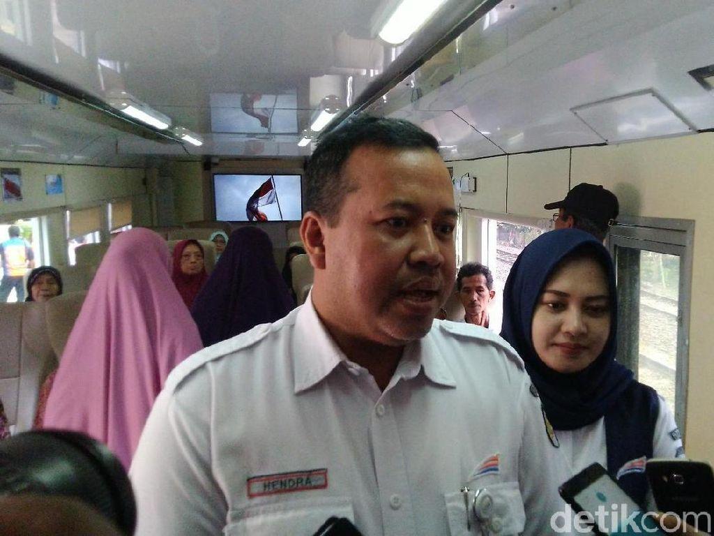 Setiap Bulan Ada 10 Aksi Perusakan Kereta Api di Daop 2 Bandung