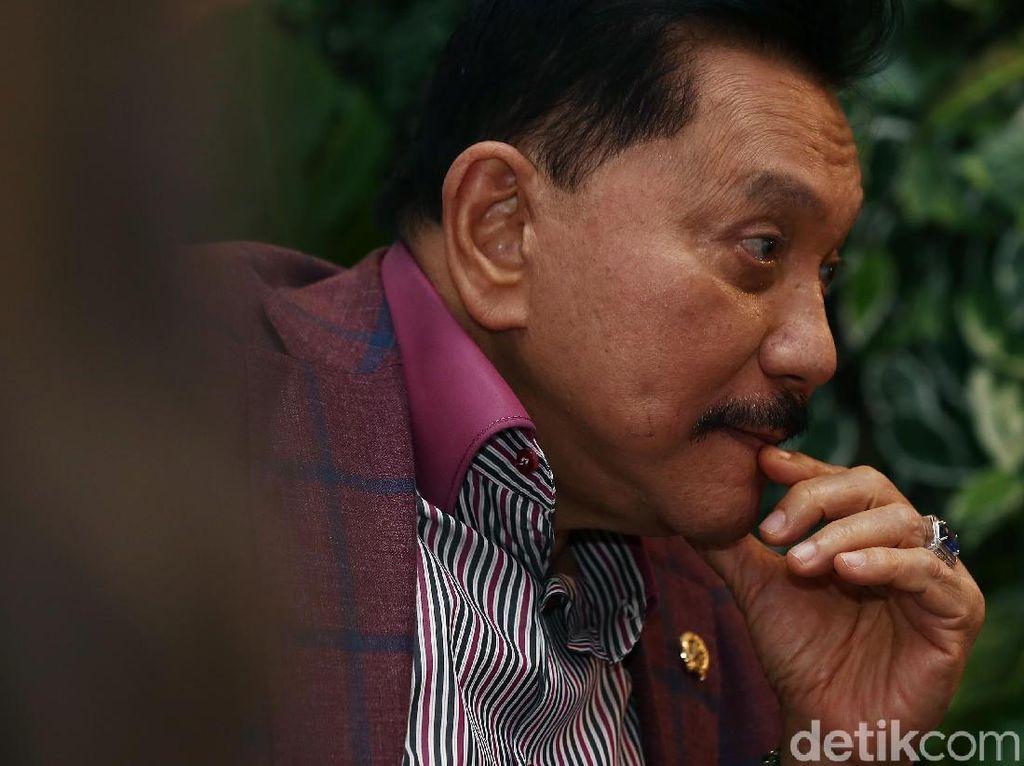 Sebelum Bertemu Prabowo, Hendropriyono Juga Sudah Berjumpa SBY