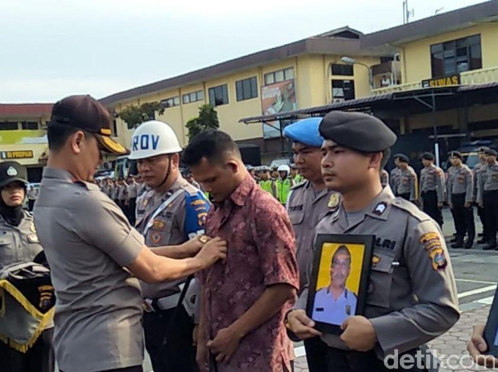 4 Polisi di Medan Dipecat karena Terlibat Narkoba dan Desersi