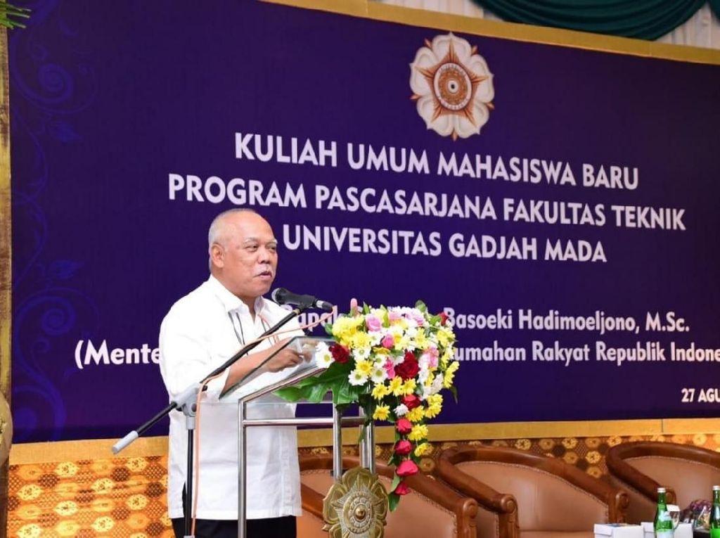 Dear Mahasiswa, Ini Tips Menteri PUPR Cara Asyik Nikmati Kuliah