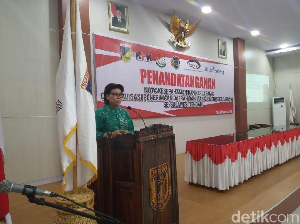 Dorong Pendapatan Daerah, KPK Ajak Pemprov Sulteng Lindungi Aset Tanah