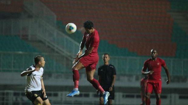 Timnas Indonesia Vs Bhayangkara FC: Skuat Garuda Menang 2-0