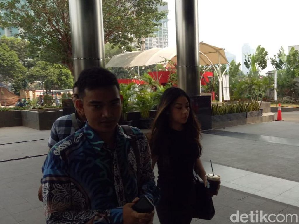 Putri Setya Novanto Datangi KPK Jadi Saksi Tannos Kasus e-KTP