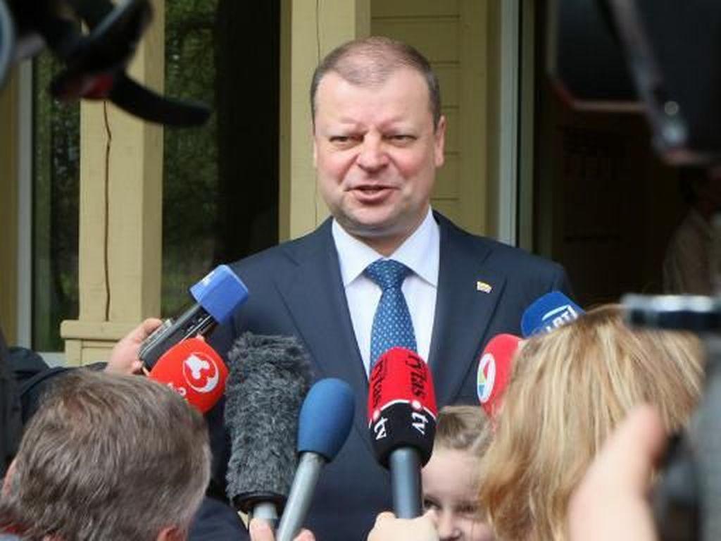 Didiagnosa Idap Kanker Limfoma, PM Lithuania Tetap Bekerja
