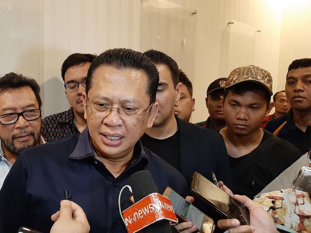 Bamsoet Minta Komisi I DPR Bersama TNI-Polri Bahas Solusi Persoalan Papua